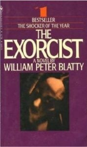 The Exorcist Book Cover
