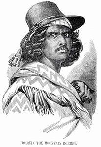 Joaquin the Mountain Robber