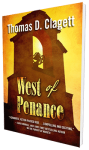 West of Penance Book Cover