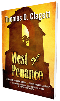 """""""West of Penance,"""" has been selected as a finalist for a Will Rogers Medallion Award"""