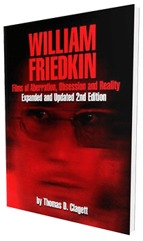 William Friedkin Book Cover