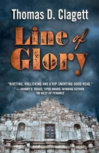 Line of Glory Cover