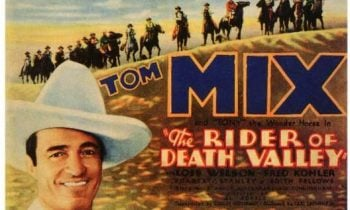 WESTERN NIGHT AT THE MOVIES : RIDER OF DEATH VALLEY (**1/2)