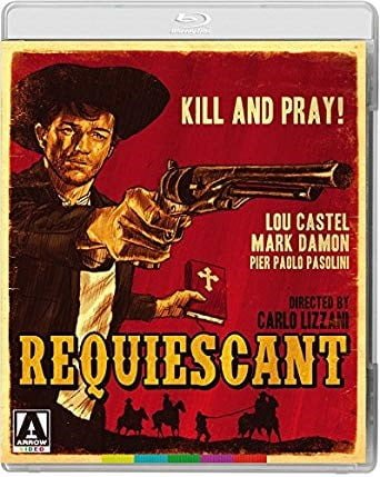 WESTERN NIGHT AT THE MOVIES:  REQUIESCANT (2 Stars)