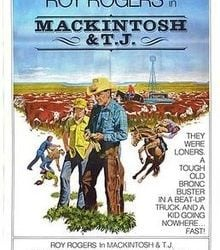 WESTERN NIGHT AT THE MOVIES: MACKINTOSH & T.J. (***)