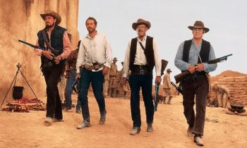 WESTERN NIGHT AT THE MOVIES: THE WILD BUNCH: AN ALBUM IN MONTAGE and A DAY OF FURY (***)