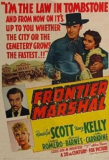 Frontier Marshal Cover Image