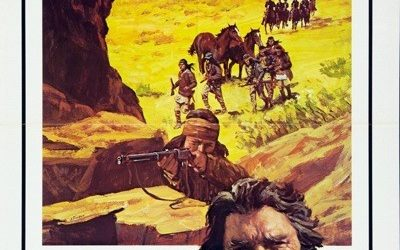 WESTERN NIGHT AT THE MOVIES: ULZANA'S RAID (***)