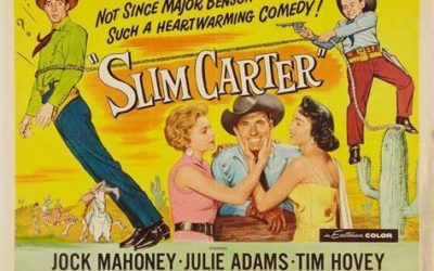 WESTERN NIGHT AT THE MOVIES: SLIM CARTER (**)