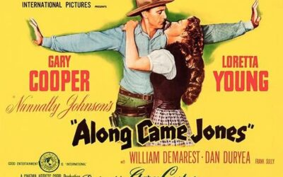WESTERN NIGHT AT THE MOVIES: ALONG CAME JONES (**)