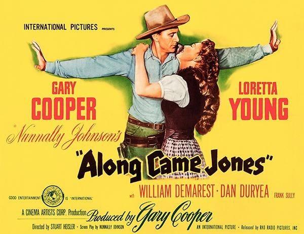 Along Came Jones Promo Image