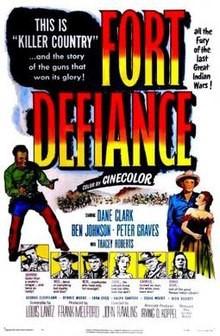 Fort Defiance Portrait