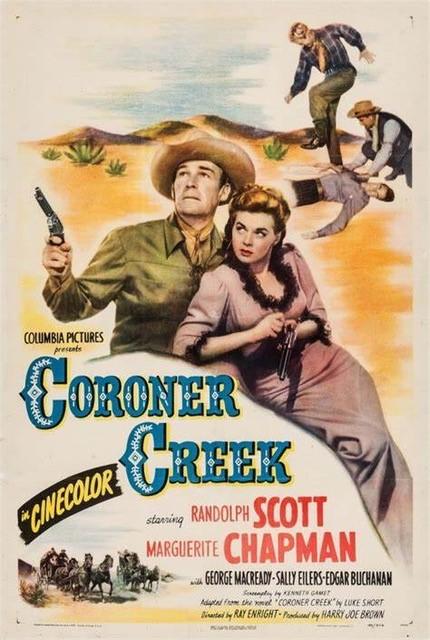 Coroner Creek Promo Image
