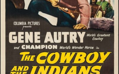WESTERN NIGHT AT THE MOVIES: THE COWBOY AND THE INDIANS (**)